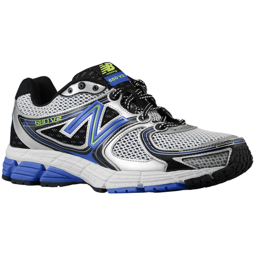 New Balance Men's Blue 680 V2 Performance Running Shoes black Cheap At The Price