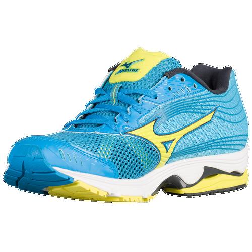 Mizuno Wave Sayonara 3 - Women's Running Shoes - Blue Danube/Bolt/Blue Atoll 68153