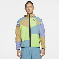 Nike Wild Run Windrunner Jacket - Men's - Light Blue