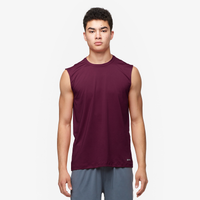 Eastbay EVAPOR Core Performance S/L Crew - Men's - Maroon / Maroon