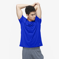 Eastbay EVAPOR Core Performance Training T-Shirt - Men's - Blue / Blue
