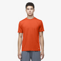 Eastbay EVAPOR Core Performance Training T-Shirt - Men's - Orange / Orange