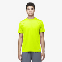 Eastbay EVAPOR Core Performance Training T-Shirt - Men's - Yellow / Yellow