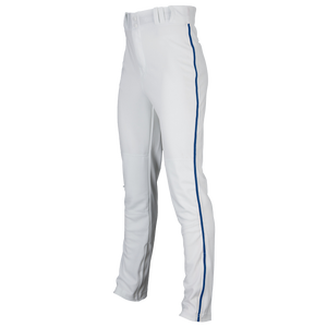 Champro Team BP9 Piped Baseball Pants - Men's - White/Royal