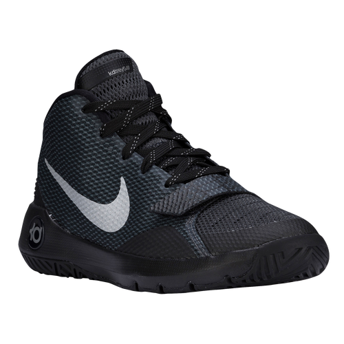 ... nike kd trey v basketball shoes in black. boys kd trey 5 black