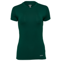 Eastbay EVAPOR Core Short Sleeve Compression Top - Women's - Green
