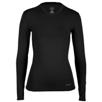 Eastbay EVAPOR Core Compression Top - Women's - All Black / Black