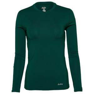 Eastbay EVAPOR Core Compression Top - Women's - Forest Green