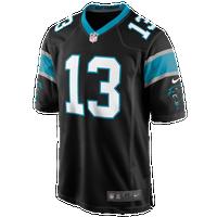 2d9fc8d981d Nike NFL Game Day Jersey - Men's - Kelvin Benjamin - Carolina Panthers -  Black /