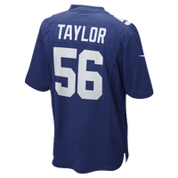 e970bc907 Nike NFL Game Day Jersey - Men's - Lawrence Taylor - New York Giants - Blue
