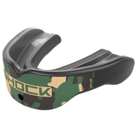 Shock Doctor Gel Max Power Specialty Mouthguard - Adult - Green / Grey