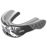Shock Doctor Gel Max Power Mouthguard - Grade School - Black / White