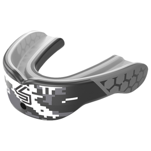 Shock Doctor Gel Max Power Mouthguard - Grade School - Carbon Camo