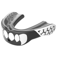 Shock Doctor Gel Max Power Mouthguard - Grade School - White / Black