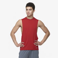 Eastbay EVAPOR Core Lat Tank - Men's - Red