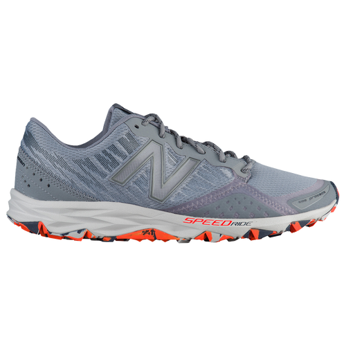 New Balance 690 V2 - Men's - Running - Shoes - Gunmetal/Outerspace/Alpha  Orange