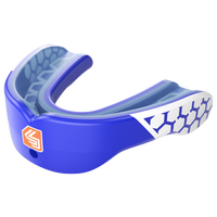 Shock Doctor Gel Max Power Mouthguard - Grade School - Blue / White