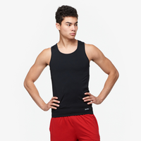 Eastbay EVAPOR Core Compression Tank - Men's - All Black / Black