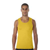 Eastbay EVAPOR Core Compression Tank - Men's - Gold / Gold