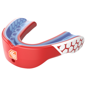 Shock Doctor Gel Max Power Mouthguard - Adult - Red