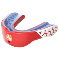 Shock Doctor Gel Max Power Mouthguard - Grade School - Red / White