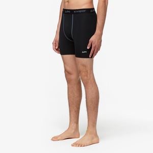 "Eastbay EVAPOR Core 6"" Compression Short 2.0 - Men's - Black"