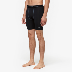 "Eastbay EVAPOR Core 8"" Compression Shorts 2.0 - Men's - Black"