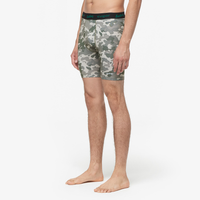 "Eastbay EVAPOR Core 8"" Compression Shorts 2.0 - Men's - Dark Green / Olive Green"