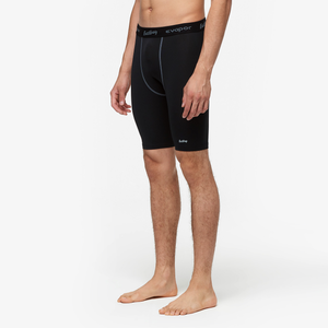 "Eastbay EVAPOR Core 10"" Compression Short 2.0 - Men's - Black"