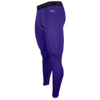 Eastbay EVAPOR Core Compression Tight 2.0 - Men's - Purple / Black