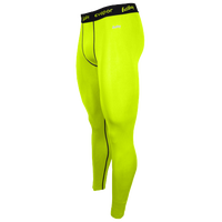 Eastbay EVAPOR Core Compression Tight 2.0 - Men's - Light Green / Black