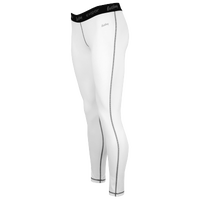 Eastbay EVAPOR Core Compression Tights - Women's - White / Black