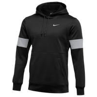 Nike Team Authentic Therma Pullover Hoodie - Men's - Black