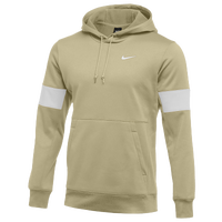 Nike Team Authentic Therma Pullover Hoodie - Men's - Gold