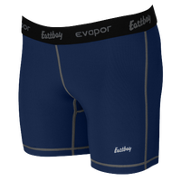 "Eastbay EVAPOR Core 5"" Compression Shorts - Women's - Navy / Black"