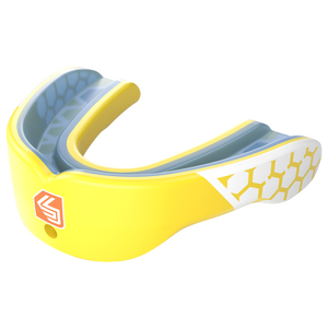 Shock Doctor Gel Max Power Mouthguard - Adult - Shock Yellow