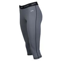 Eastbay EVAPOR Core Compression Capris - Women's - Grey / Black
