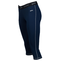 Eastbay EVAPOR Core Compression Capris - Women's - Navy / Black