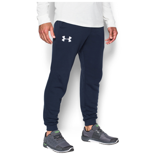 official images free shipping wholesale online Under Armour Rival Cotton Fleece Jogger Pants - Men's at Foot Locker