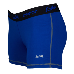 "Eastbay Evapor Core 3"" Compression Shorts - Women's - Royal"