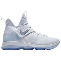 lebron james shoes blue. nike lebron 14 - boys\u0027 grade school lebron james grey / blue shoes