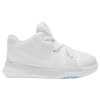 6cbad10f30c5 Nike Kyrie 3 - Boys  Toddler - Basketball - Shoes - White Black ...