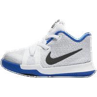 Nike Kyrie 3 - Boys\u0027 Toddler - White / Black