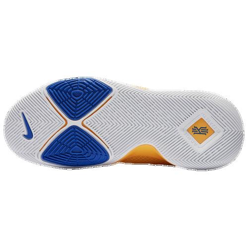 Nike Kyrie 3 - Boys\u0027 Preschool - Kyrie Irving - Yellow / White