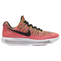 5aabf77b39ab7 Nike LunarEpic Low Flyknit 2 - Girls' Grade School - Red / Black