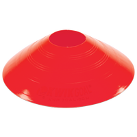 Kwik Goal Small Disc Cones Pack of 25 - Red