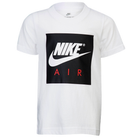 7bd82239cf80 Nike Air Box T-Shirt - Boys  Preschool - White   Black