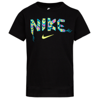 Nike School Out S/S T-Shirt - Girls' Grade School - Black