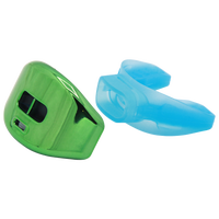 Grip Gear Sports Reflex Chrome Mouthpiece - Green