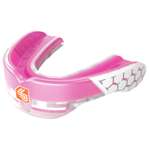 Shock Doctor Gel Max Power Flavored Mouthguard - Grade School - Bubble Gum
